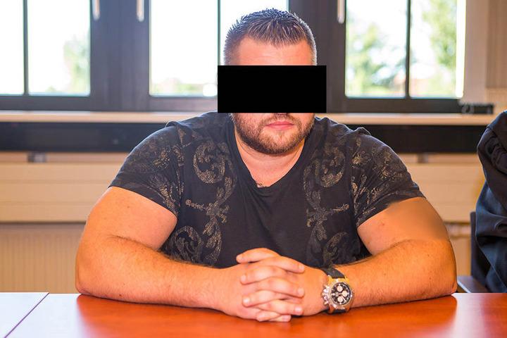 Der Angeklagte Roman W. (30) ist aus gesundheitlichen Gründen am Prozesstag am Montag nicht erschienen.