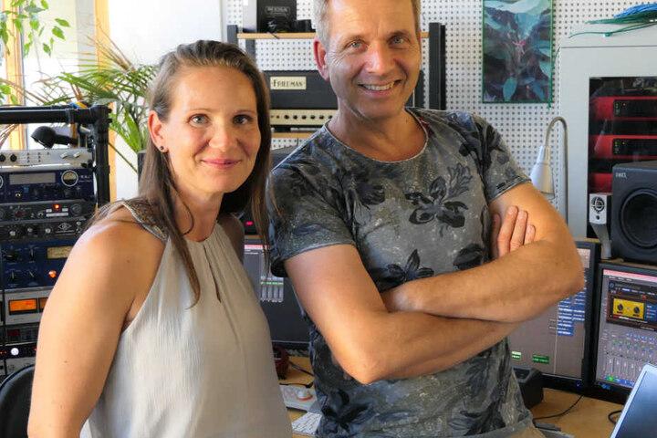 Produzent Peter Jordan arbeitete auch schon mit Yvonne Catterfeld und Beatrice Egli. Jetzt schreibt er die Songs für Catharina.
