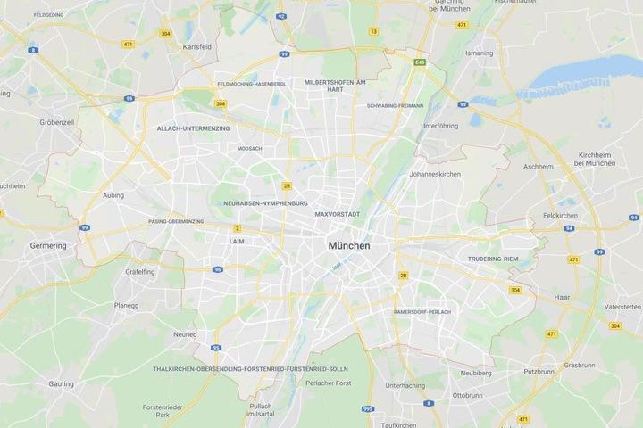 In der bayerischen Landeshauptstadt ist es zu einem schrecklichen Raserunfall gekommen.