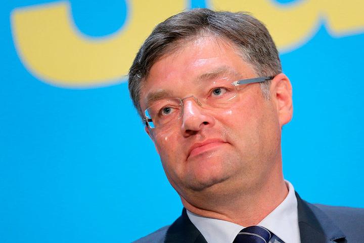 Holger Zastrow (48, FDP)
