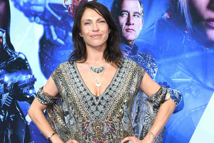"""Schauspielerin Jana Pallaske (38, """"Fack Ju Göhte"""")."""