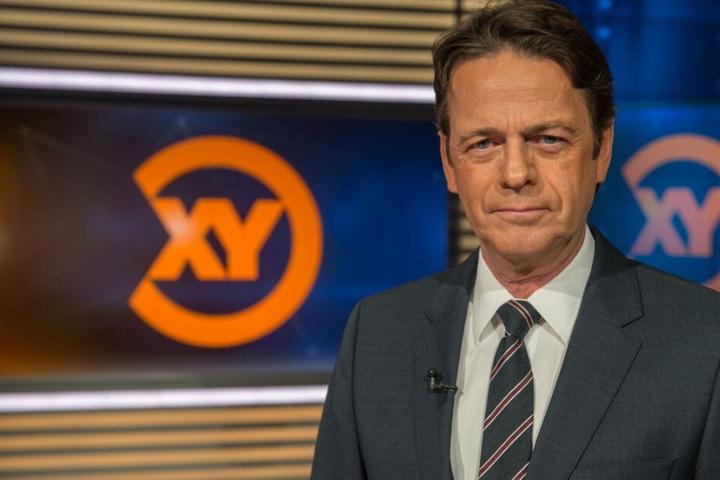 """Rudi Cerne moderiert derzeit die Sendung """"Aktenzeichen XY... ungelöst""""."""