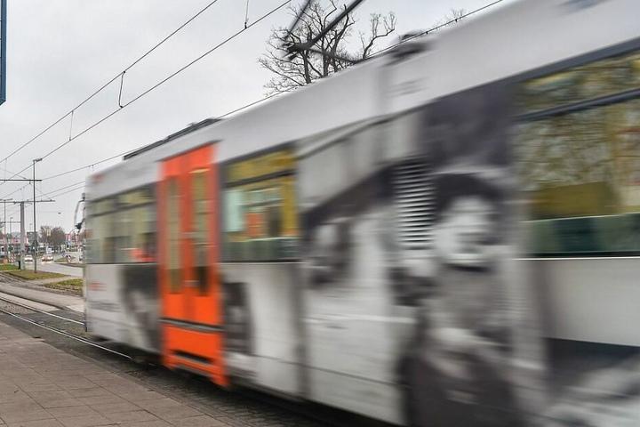 Der Zug war nicht mehr fahrbereit. (Symbolbild)