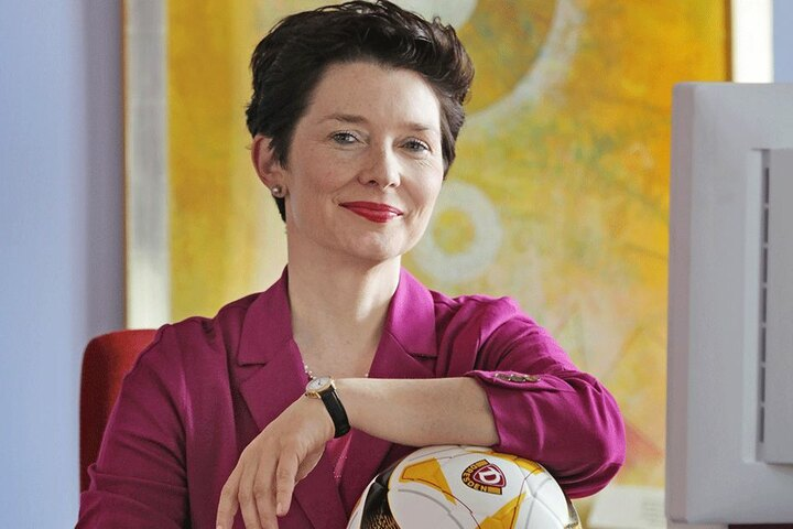 Dipl.-Psychologin Dr. Ilona Bürgel (53).