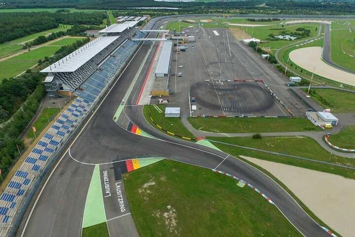 Der Lausitzring soll zu einer Teststrecke umgebaut werden.