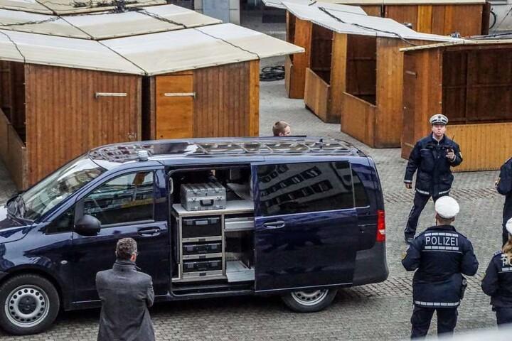Es herrscht Unruhe in Deutschland, die Polizeibeamten nehmen jeden Verdacht ernst.