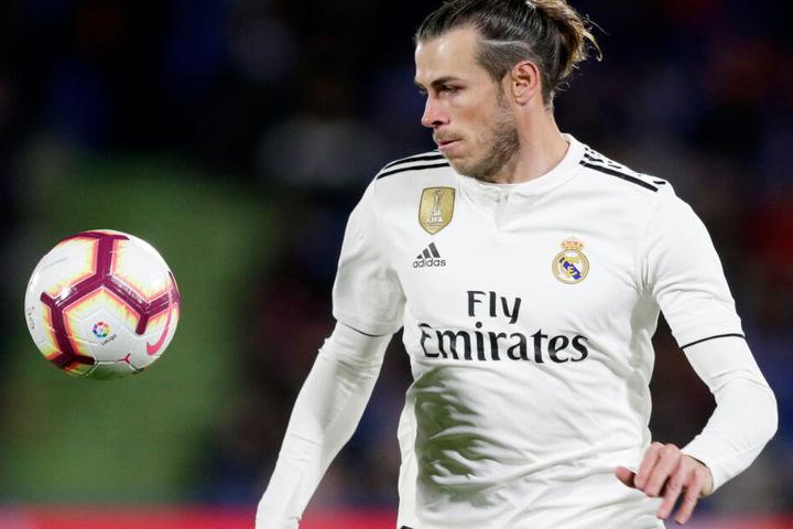 Gareth Bale spielt bei Real Madrid unter Trainer Zinédine Zidane keine Rolle.