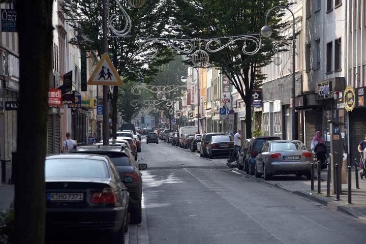 So sieht die Kölner Keupstraße 14 Jahre nach dem Attentat aus.