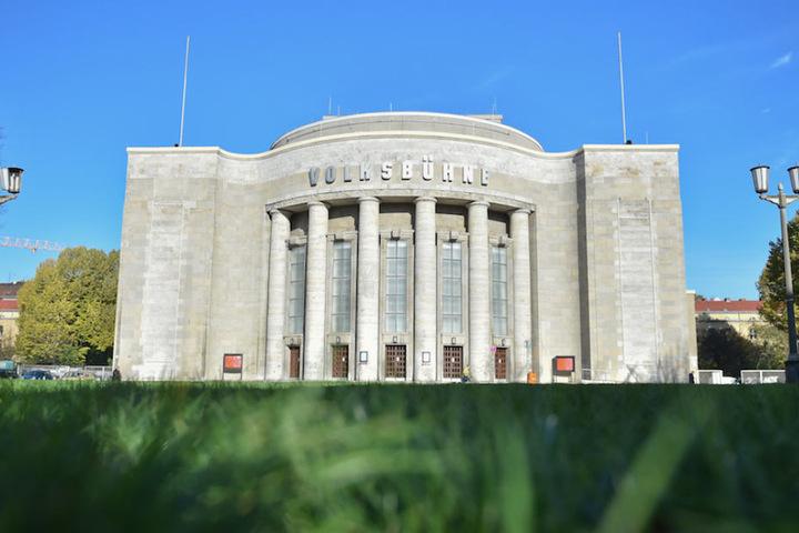 """Auch in der Berliner Volksbühne steigt das """"Interfilm Kurzfilmfestival""""."""