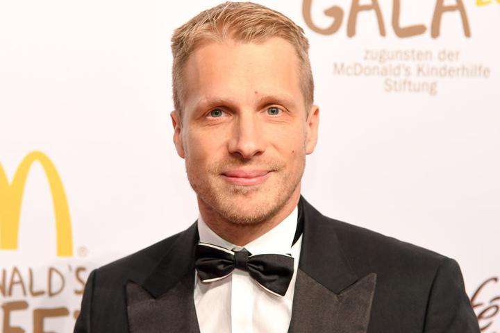 Comedian und Moderator Oliver Pocher.