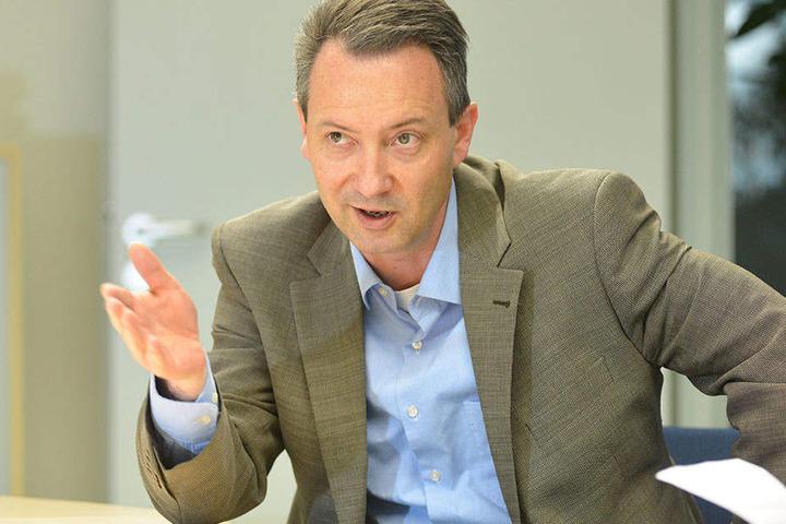 CDU-Fraktionschef Jan Donhauser