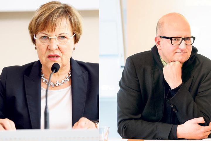 Zuständig für die Personalie ist Kultusministerin Brunhild Kurth (62, CDU). Kuratoriumsmitglied Falk Neubert (43, Linke) hofft auf eine starke Persönlichkeit auf dem Posten.