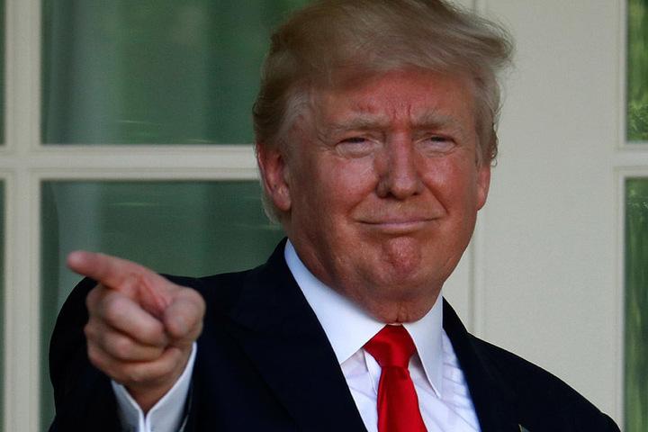 US-Präsident Donald Trump hatte sich aus dem Pariser Klimaabkommen zurückgezogen.