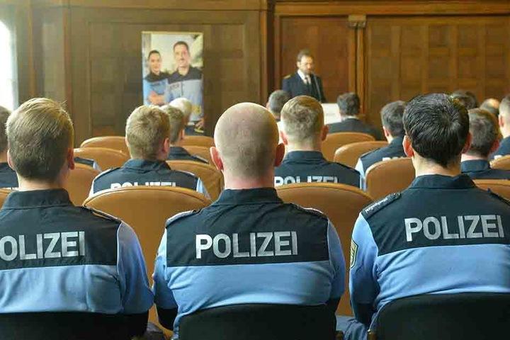 Viele der angehenden Wachpolizisten brechen die Ausbildung ab oder suchen nach einem anderen Job.
