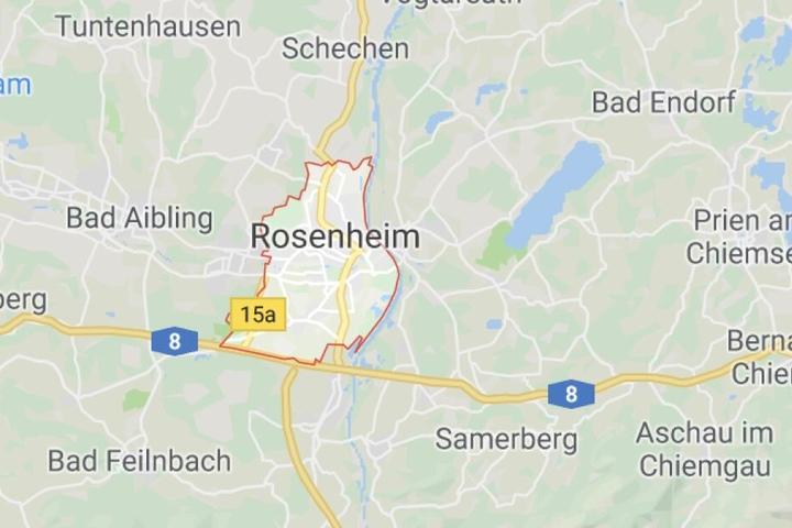 In Rosenheim in Bayern ist es am Samstag zu einer gewalttätigen Auseinandersetzung gekommen.