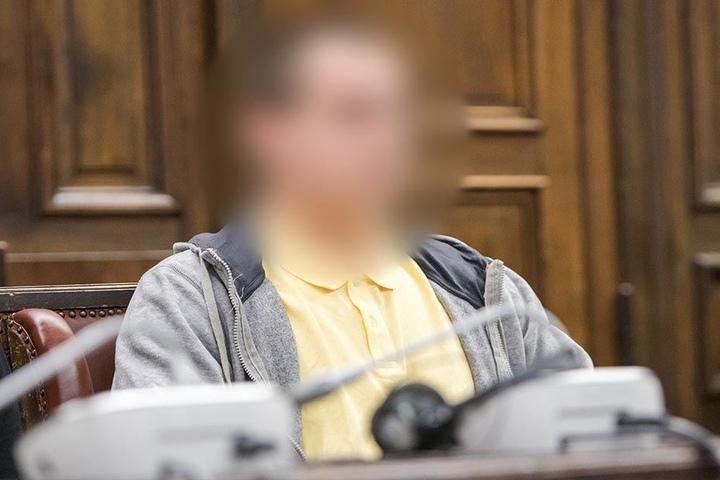 Der Richter verurteilte Ricardas D. (25) zu einer lebenslangen Haftstrafe.