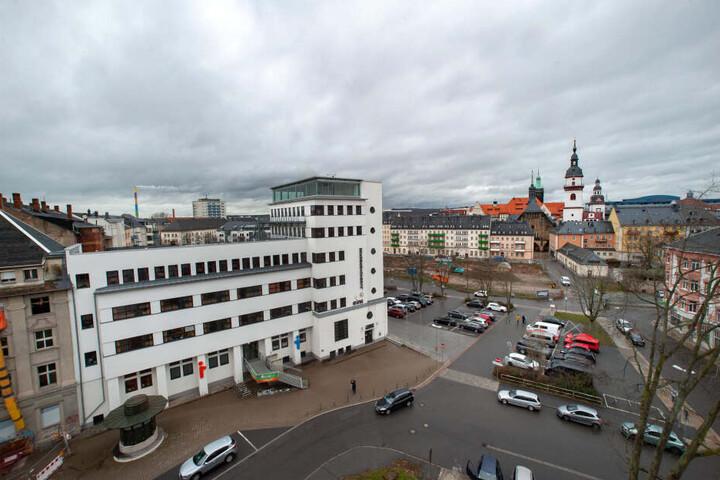 """In Chemnitz gibt es zwei Jugendherbergen. Die """"Eins"""" befindet sich im historischen Gebäude des Umformwerkes - ein bemerkenswertes Zeugnis der Industriearchitektur."""