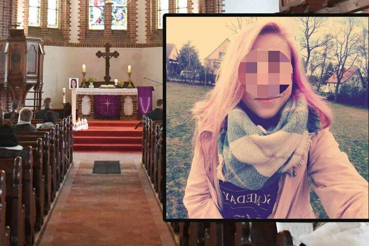 Die 18-jährige Maria wurde erstochen. (Bildmontage)