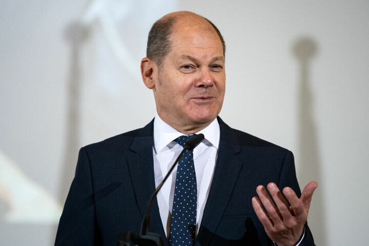Finanzminister Olaf Scholz stellt die Gelder auch verspätet bereit. (Symbolfoto)