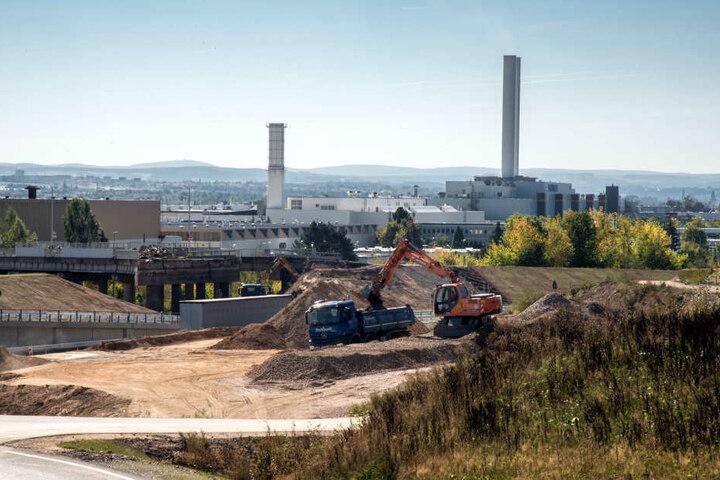 Das VW-Werk in Zwickau-Mosel soll erweitert werden. In den neuen Hallen sollen zukünftig E-Fahrzeuge gebaut werden.