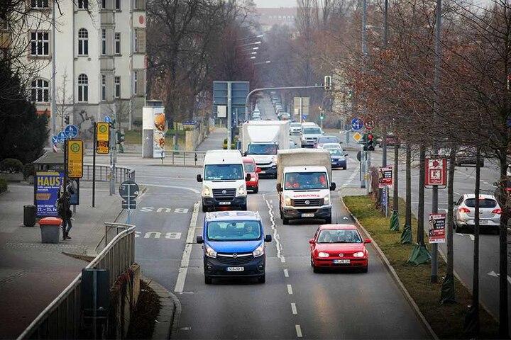 Ein Diesel-Fahrverbot in Städten ist theoretisch möglich.