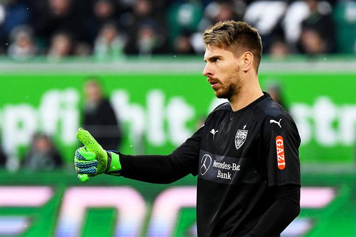 Ist beim VfB Stuttgart die klare Nummer eins: Ron-Robert Zieler.
