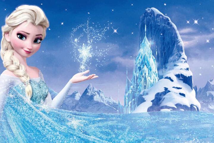 """Da würden selbst Elsa staunen: Auch die Filmmusik aus dem Kino-Hit """"Die Eiskönigin"""" wird auf der Orgel gespielt."""