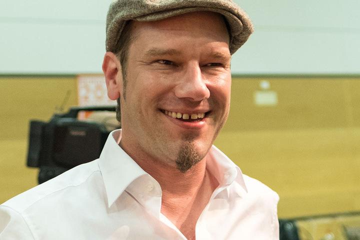...und Patrick Schiffer (44) von den Piraten, wollen in ihren jeweiligen Parteien ganz vorne auf die Landesliste.