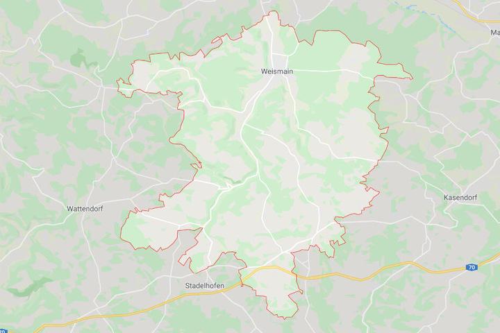 In Weismain im Landkreis Landkreis Lichtenfels soll der Rumäne einen Flüchtling getötet haben.