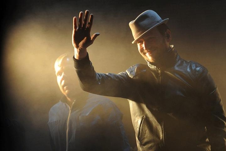 Arnim Teutoburg-Weiß wird mit den Beatsteaks auftreten.
