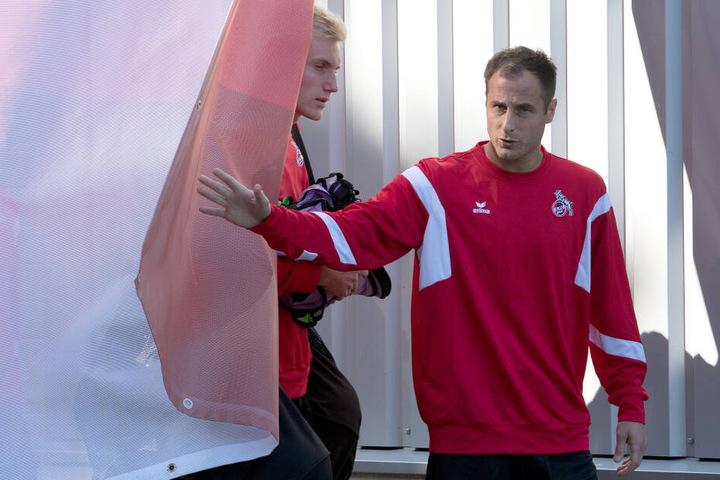 Für Matthias Lehmann ist nach dieser Saison wohl Schluss in Köln.