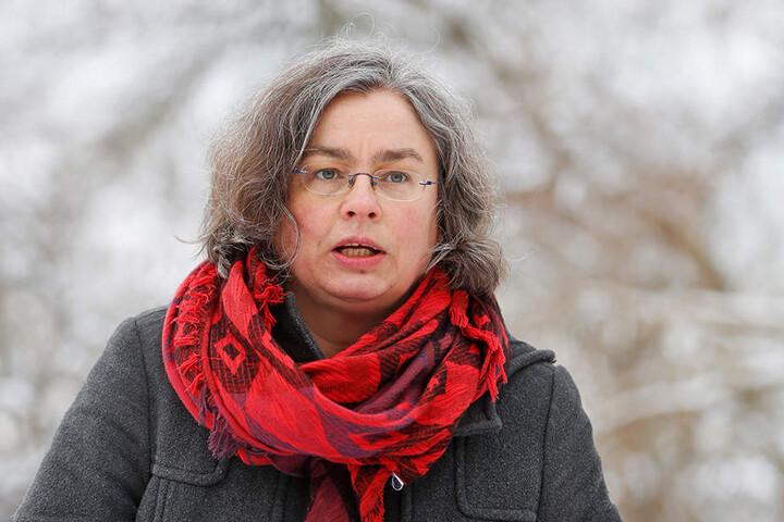 Umweltbürgermeisterin Eva Jähnigen (51, Grüne).
