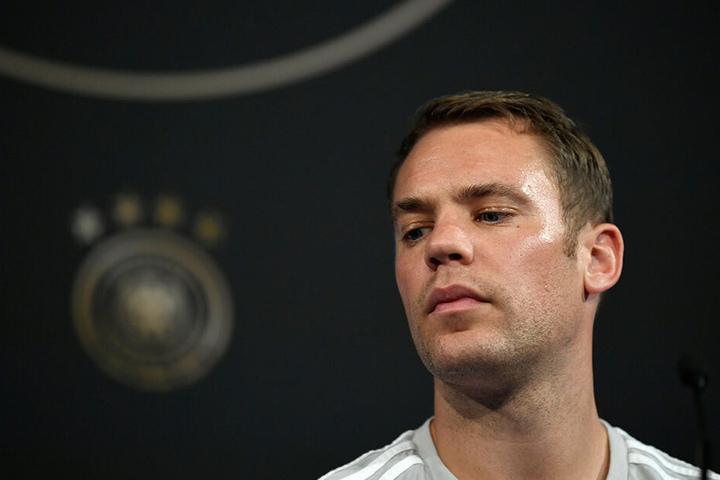 Hat Manuel Neuer sein letztes Jahr bei der deutschen Fußball-Nationalmannschaft bereits eingeläutet?