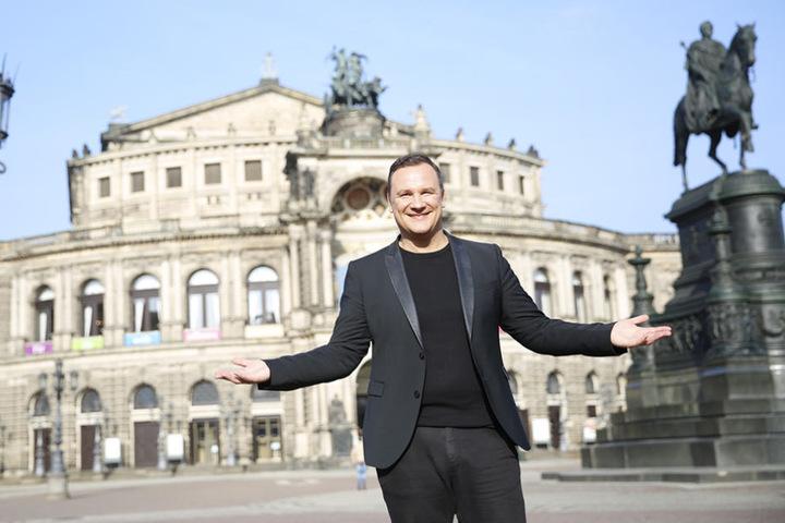 Guido Maria Kretschmer (52) ist auch Moderator des SemperOpernballs und hat zu Dresden aktuell eine sehr enge Beziehung.
