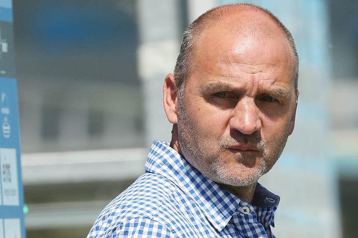 Steffen Ziffert hat seinen Rücktritt gegenüber dem Verein angekündigt.