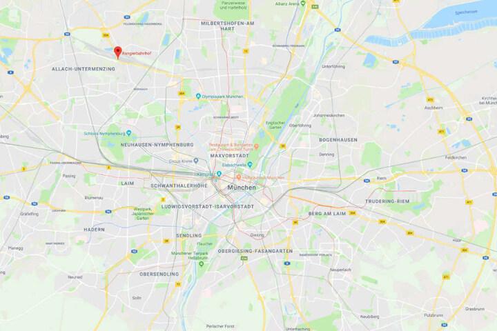 Laut Bundespolizei wurden am Rangierbahnhof Nord in München sechs Menschen verhaftet.