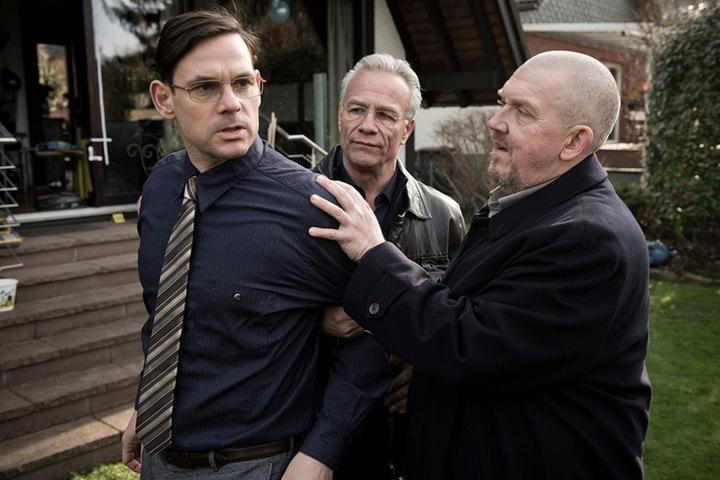 """Schon lange nicht mehr war ein """"Tatort"""" mit Max Ballauf und Freddy Schenk so gut wie der Fall """"Wacht am Rhein""""."""
