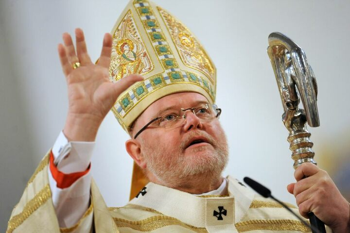 Der Münchner Kardinal Reinhard Marx setzt sich für eine gründliche Aufklärung ein. (Archivbild)