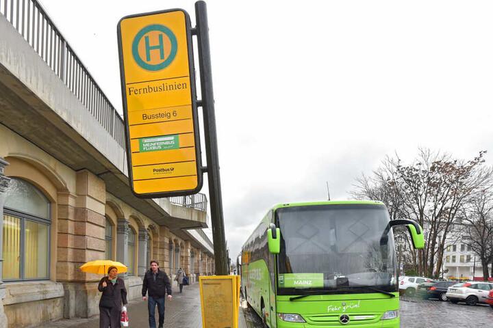 In Dresden gibt es bereits dutzende Verbindungen.