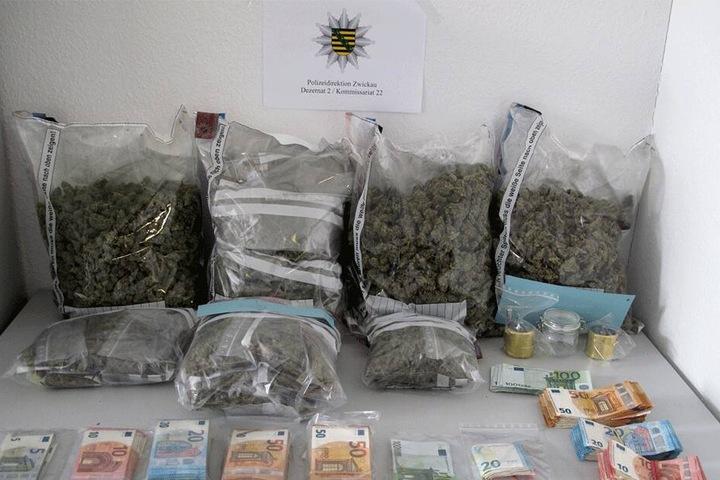 Immer mehr Marihuana im Umlauf: Die zunehmende Drogenkriminalität bereitet der Polizei Sorgen.