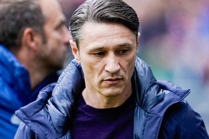 Nach Frankfurt-Niederlage: FC Bayern München hat sich von Trainer Kovac getrennt
