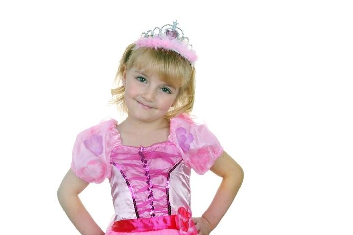 Für zwei Stunden eine Prinzessin sein? Wenn Du ein Kind zwischen 2,5 und 6 Jahren hast, kannst Du ihnen diesen Traum erfüllen.