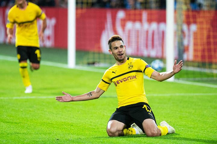 Raphael Guerreiro soll in Kürze bis 2023 beim BVB verlängern.