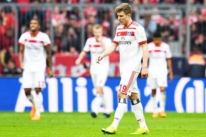 Sein Vertrag läuft aus und wird wohl nicht verlängert: HSV-Stürmer Sven Schipplock.