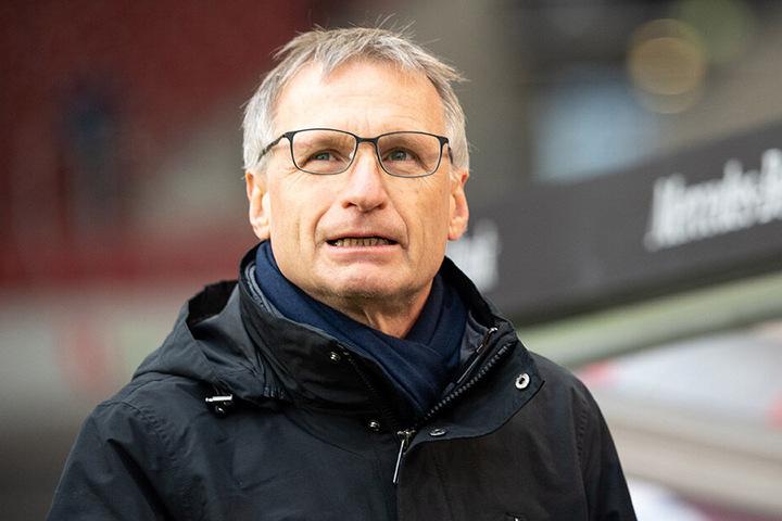 Michael Reschke (61).