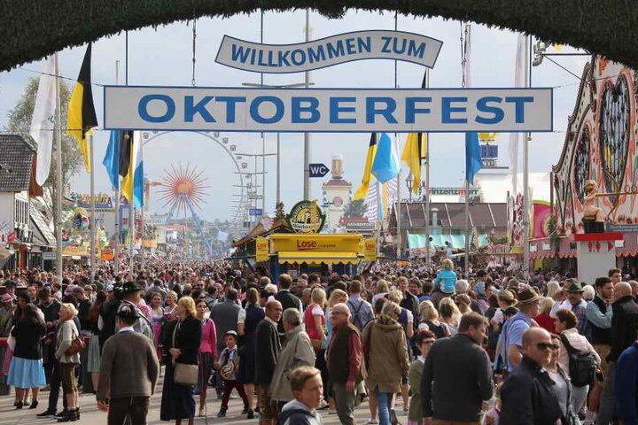Am 17. September beginnt das Oktoberfest. Der Festumzug findet einen Tag später statt.