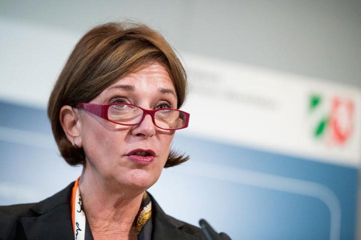 NRW-Schulministerin Yvonne Gebauer (FDP).