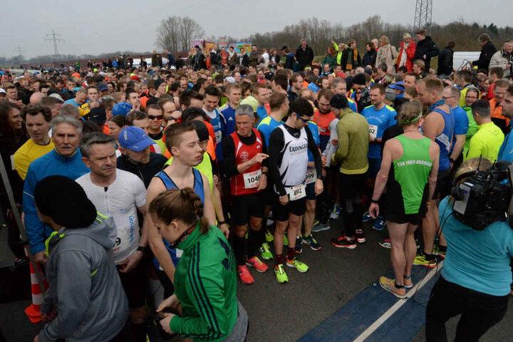 1200 Sportler hatten sich angemeldet.
