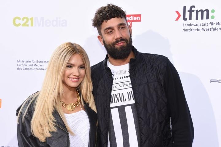 Da waren sie noch ein Paar. Im Juni 2015 besuchten Shirin und Chris eine Veranstaltung.