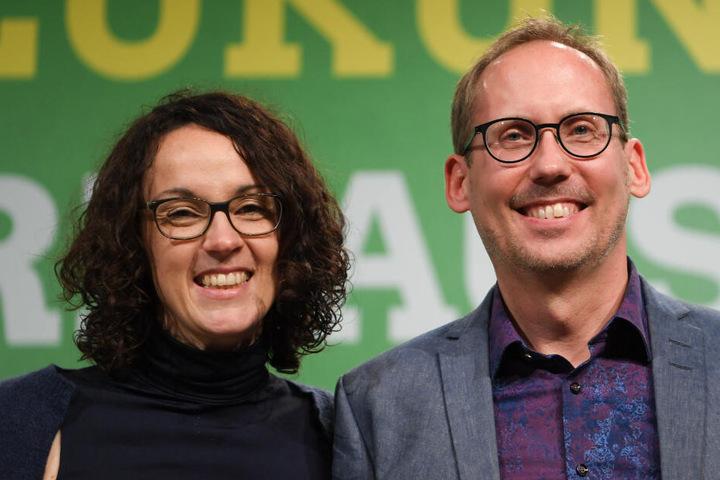 Angela Dorn und Kai Klose wechselten in die neue Landesregierung.